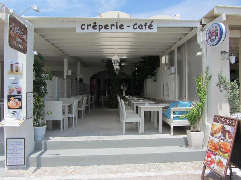 Chocolat Creperie - Pasteria - Cafe